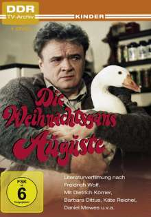 Die Weihnachtsgans Auguste, DVD