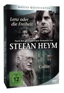 Stefan Heym Box - Lenz oder die Freiheit / Collin, 6 DVDs