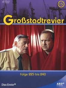 Großstadtrevier Box 15 (Staffel 20), 4 DVDs
