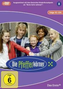 Die Pfefferkörner Staffel 8, 2 DVDs