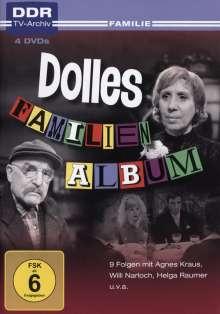 Dolles Familienalbum, 4 DVDs