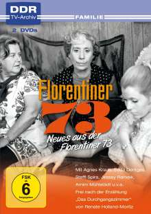 Florentiner 73 & Neues aus der Florentiner 73, 2 DVDs