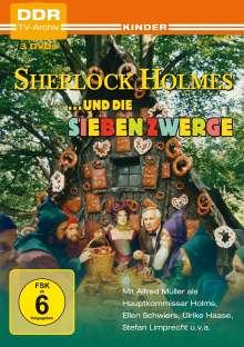 Sherlock Holmes und die sieben Zwerge, 2 DVDs