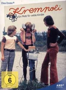 Krempoli - Ein Platz für wilde Kinder, 3 DVDs