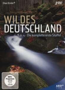 Wildes Deutschland, 2 DVDs