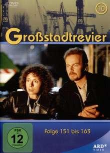 Großstadtrevier Box 10 (Staffel 15), 4 DVDs