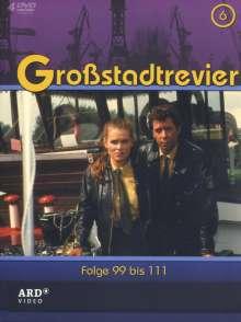 Großstadtrevier Box 6 (Staffel 11), 4 DVDs