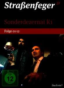 Straßenfeger Vol.31: Sonderdezernat K1 Folgen 1-12, 4 DVDs