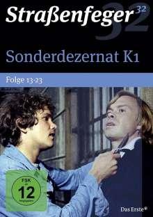 Straßenfeger Vol.32: Sonderdezernat K1 Folge 13-23, 5 DVDs