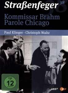 Straßenfeger Vol.38: Kommissar Brahm / Parole Chicago, 4 DVDs