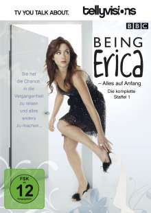 Being Erica - Alles auf Anfang Staffel 1, 4 DVDs