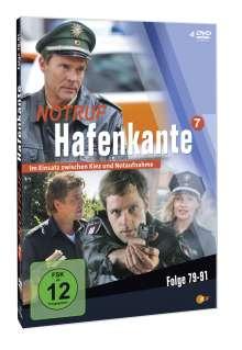 Notruf Hafenkante Vol. 7 (Folge 79-91), 4 DVDs