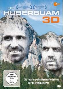 Die Huberbuam 3D, DVD