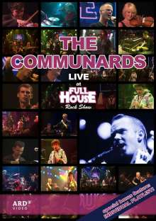 The Communards: Fullhouse - Live im Capitol in Hannover 1986, DVD