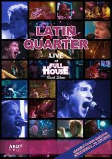 Latin Quarter: Fullhouse - Live At Full House Rock Show (5.3.1986 Hannover), DVD