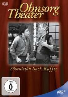 Ohnsorg Theater: Söbenteihn Sack Kaffee (plattdeutsch), DVD