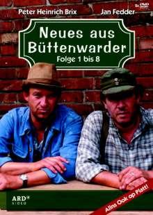 Neues aus Büttenwarder Folgen 1-8, 2 DVDs