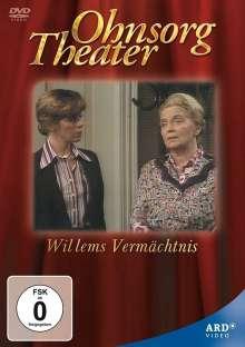 Ohnsorg Theater: Willems Vermächtnis (hochdeutsch), DVD