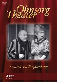 Ohnsorg Theater: Tratsch im Treppenhaus (hochdeutsch), DVD