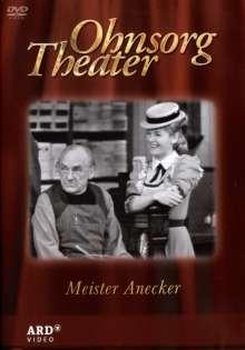 Ohnsorg Theater: Meister Anecker (hochdeutsch), DVD