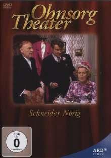 Ohnsorg Theater: Schneider Nörig (hochdeutsch), DVD