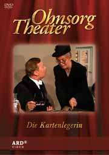 Ohnsorg Theater: Die Kartenlegerin (hochdeutsch), DVD