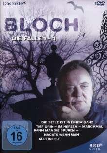Bloch: Die Fälle 1-4, 2 DVDs
