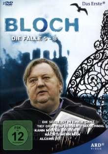 Bloch: Die Fälle 5-8, 2 DVDs