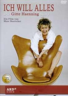 Gitte Haenning: Ich will alles - Die Gitte Haenning Story, DVD