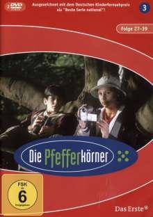 Die Pfefferkörner Staffel 3, 2 DVDs