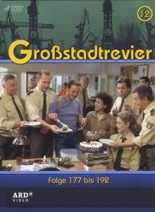 Großstadtrevier Box 12 (Staffel 17), 4 DVDs