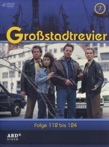 Großstadtrevier Box 7 (Staffel 12), 4 DVDs