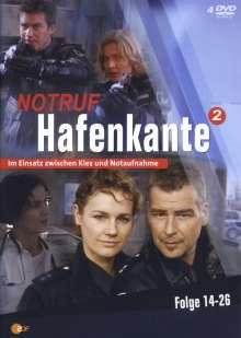 Notruf Hafenkante Vol. 2 (Folgen 14-26), 4 DVDs