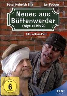 Neues aus Büttenwarder Folgen 15-20, 2 DVDs