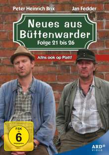 Neues aus Büttenwarder Folgen 21-26, 2 DVDs