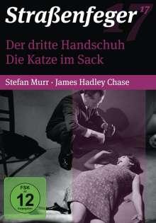 Straßenfeger Vol. 17: Der dritte Handschuh / Die Katze im Sack, 4 DVDs