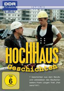 Hochhausgeschichten, 3 DVDs