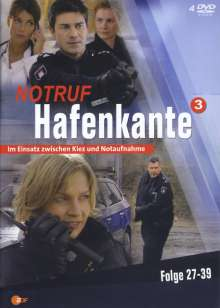 Notruf Hafenkante Vol. 3 (Folgen 27-39), 4 DVDs