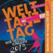 Alec Medina: Welttanztag 2013: Chartbreaker For Dancing 2008 - 2010 Reloaded, 2 CDs