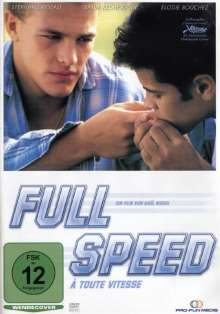 Full Speed (OmU), DVD