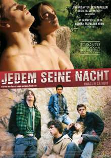 Jedem seine Nacht - Chacun Sa Nuit (OmU), DVD