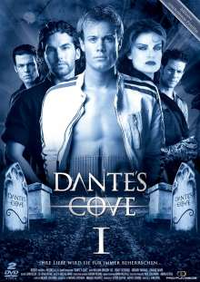 Dante's Cove Season 1 (OmU), 2 DVDs