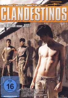 Clandestinos - Die Rebellion beginnt jetzt (OmU), DVD