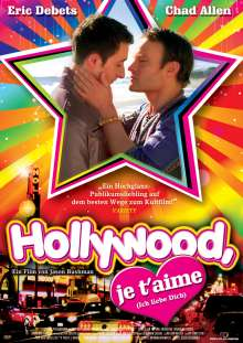 Hollywood, Je T'Aime (OmU), DVD