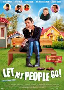 Let My People Go! (OmU), DVD