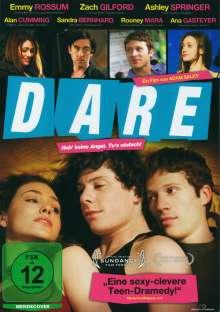 Dare - Hab' keine Angst, tu's einfach! (OmU), DVD