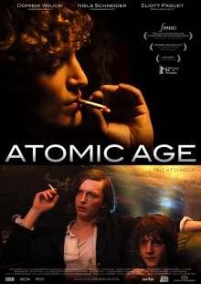Atomic Age (OmU), DVD