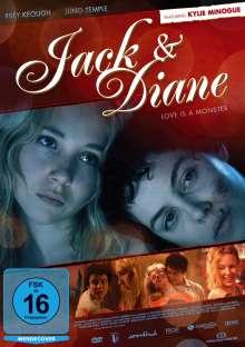 Jack & Diane (OmU), DVD