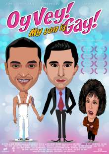 Oy Vey! My Son is Gay! (OmU), DVD