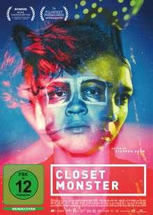 Closet Monster (OmU), DVD
